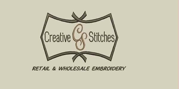 Creative Stitches Memphis Logo